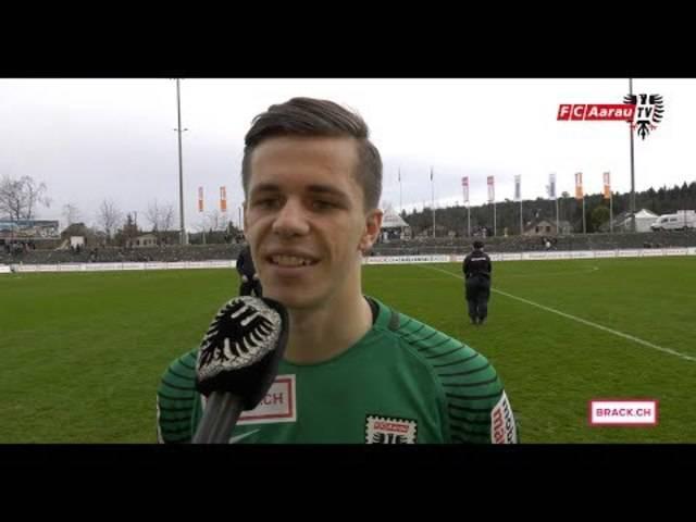 FC Aarau-FC Winterthur 2:1 – Stimmen zum Spiel