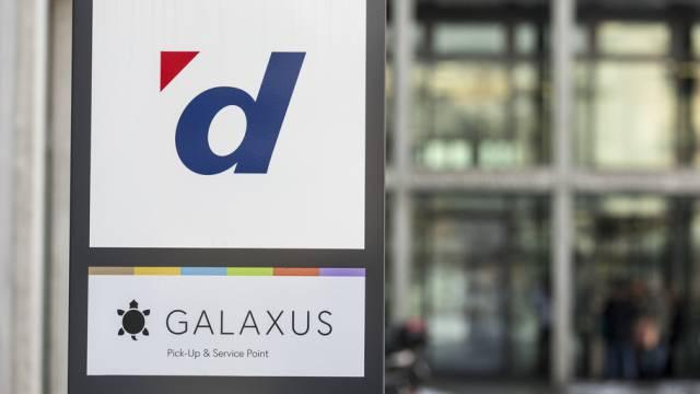 Galaxus betreibt die Onlineshops Digitec und Galaxus (Archiv)