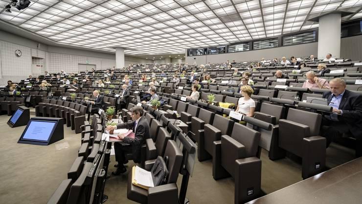 Der Grosse Rat sprach sich für die Änderung des Standortförderungsgesetzes aus.