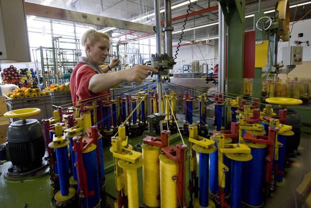 Die Schliessung der Seilerei hat den Abbau von 24 Arbeitsplätzen zur Folge.