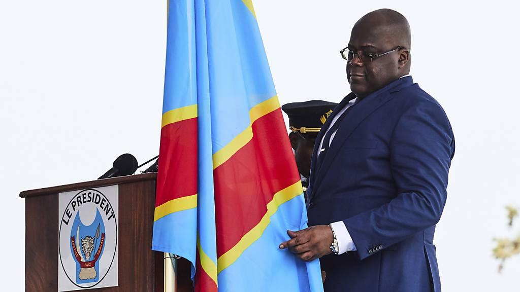 Notstand in Demokratischer Republik Kongo