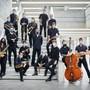 Nahm wie die anderen Ensemble sein Programm im Neubau beim Südpol auf und geht damit am Festival online: Big Band der Musikhochschule Luzern.
