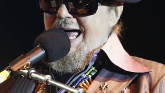 Starb mit 77 Jahren an einem Herzinfarkt: Blues-Musiker Dr. John. (Archivbild)