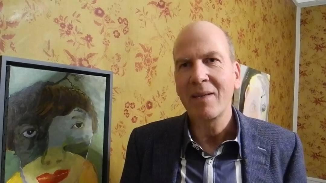 Markus Stegmann über die Bedeutung der Ausstellung fürs kleine Baden