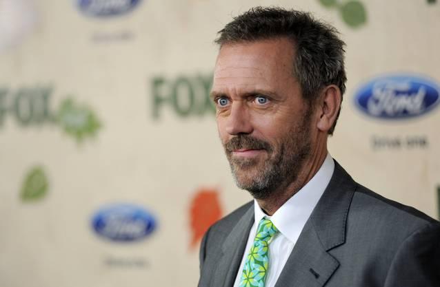 Hugh Laurie alias Dr. House