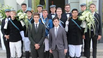 150 Jahre Altherrenverband der Kantonsschülerverbindung Argovia