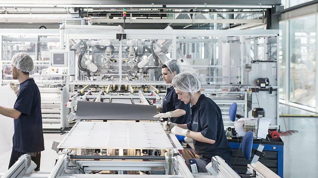 Die Beschäftigung verlagert sich in der Schweiz weiterhin von der Industrie zu den Dienstleistungen (Symbolbild).
