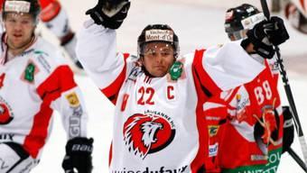Alexandre Tremblay schoss Lausanne im Alleingang zum Sieg