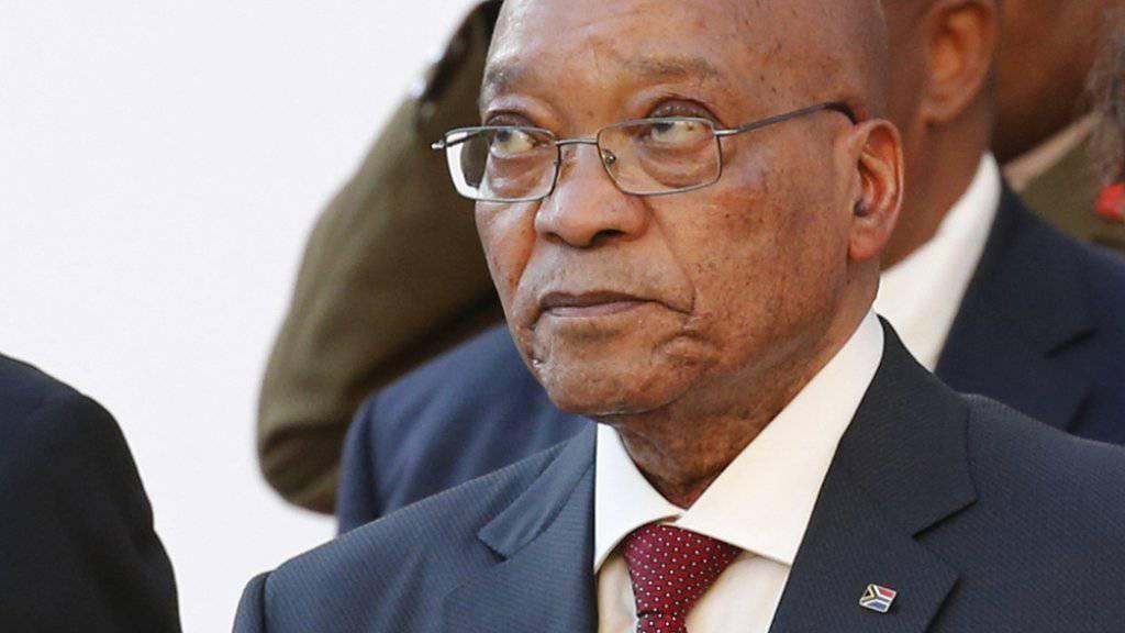 Jacob Zuma habe die Verfassung missachtet, befand das Gericht. (Archivbild)