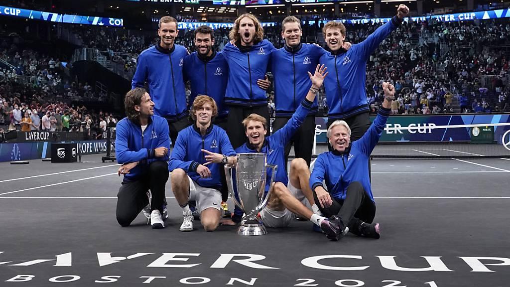 Laver Cup geht erneut an die Europäer