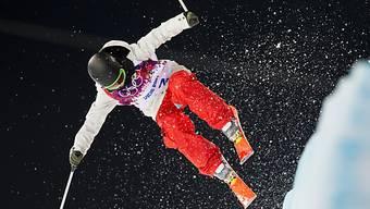 Virginie Faivre darf weiter auf einen Medaillengewinn hoffen