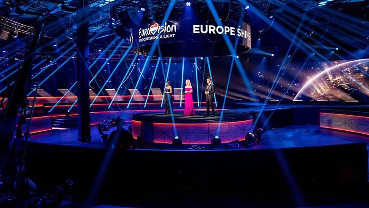 Der Eurovision Song Contest wird künftig auch in den USA mit einer eigenen Show ausgetragen. (Archivbild)