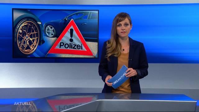 Polizei schickt getunte Autos zur MFK