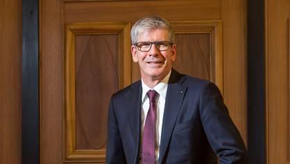 Will die Bank attraktiv für Digitalcracks machen: NAB-Chef Roland Herrmann.Fabio Baranzini