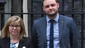 Die Vize-Vorsitzenden der konservativen Partei, Ben Bradley und Maria Caulfield, haben ihren Rücktritt angekündigt. (Archivbild)