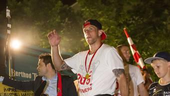 Reto Ziegler will mit Sion weitere Erfolge feiern
