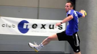 Fabian Lohnertraf in den letzten drei Spiele 18 Mal für Dietikon/Urdorf.