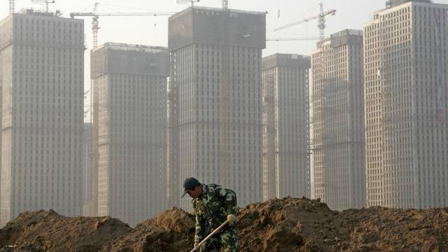 China ist weiter stark am wachsen (Symbolbild, Archiv)