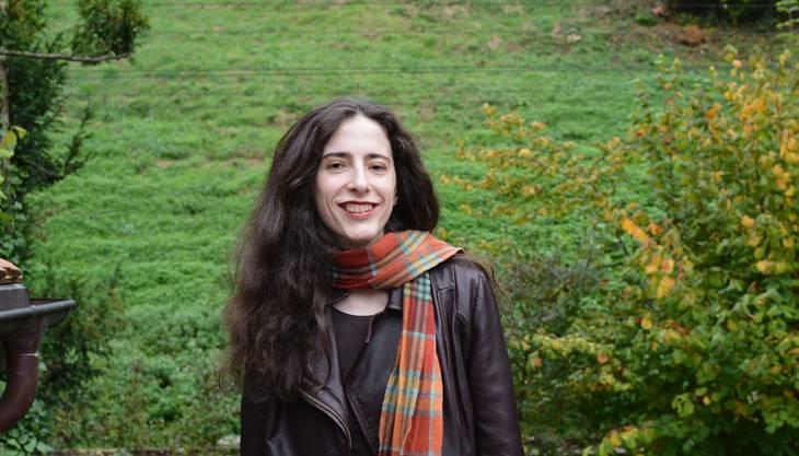 Nun auch ein Bächtold-Fan: die Schlieremer Regisseurin Christina Ruloff.