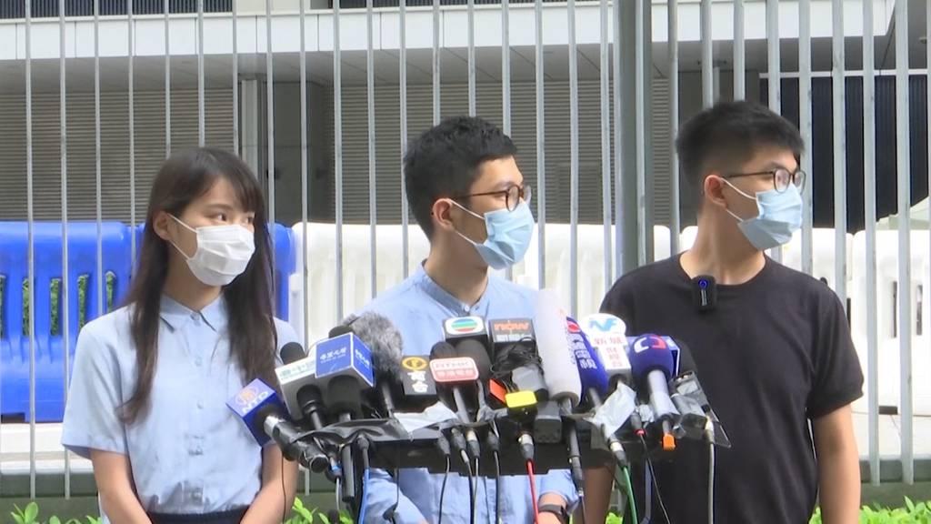 Demokratie-Aktivist Nathan Law verlässt Hongkong