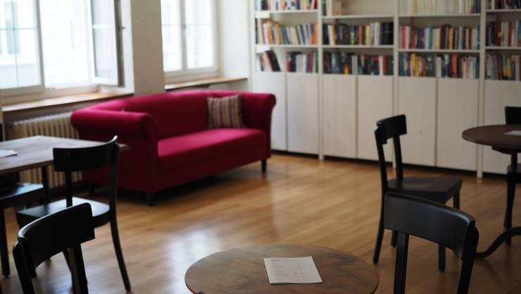 So sehen die renovierten Räume im Kultur- und Begegnungscenter aus.