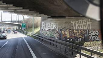 Begangen wurden die Sachbeschädigungen vor allem in der Region Winterthur zwischen Sommer 2017 bis September 2018. (Themenbild)