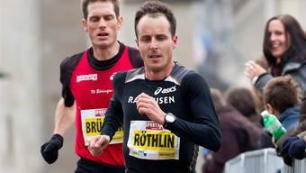 Rennt, weil es das «Normalste der Welt» ist: Viktor Röthlin