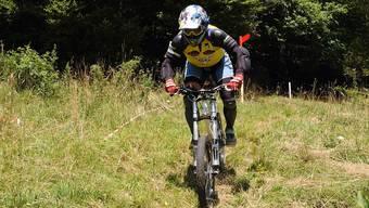 Mountainbiker haben den Weissenstein schon vor einer Weile für sich entdeckt.