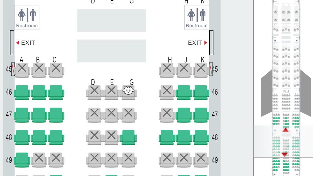 Balsam für deine Ohren – Diese Airline zeigt dir, wo Babys sitzen