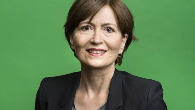 Die Präsidentin der Grünen will in den Ständerat. Regula Rytz könnte im innerlinken Duell Hans Stöckli gefährlich werden. Sie setzt auf die Frauenkarte und die Ökologie.