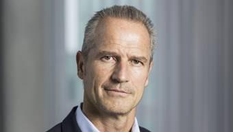 Marco Gadola, Firmenchef von Straumann