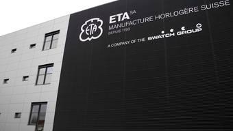 Zifferblattfabrik der ETA