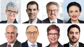 Wie umwelttauglich sind die Kandidaten für die Aargauer Ständerratssitze?