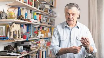 Der Buchser Georg Vancura (72) ist 1968 aus Prag in die Schweiz geflohen.