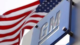 Der US-Autobauer General Motors plant Werksschliessungen und die Streichung von Stellen. (Archiv)