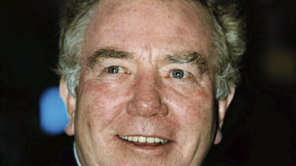 Er blieb - trotz Oscar-Nominationen und Weltruhm - stets auf dem Boden: der britische Schauspieler Albert Finney. (Archivbild)
