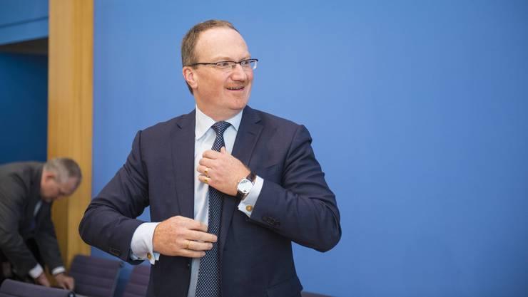 Lars Feld: «Wenn die Eurozone glaubhaft in Richtung eines Bundesstaats geht, dann können wir auch Umverteilungsmechanismen rechtfertigen.»