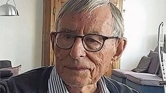Adrian Zehnder (1931–2020).