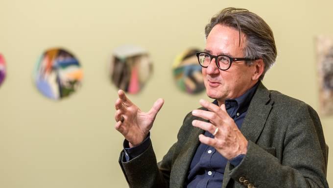 «Der Wunsch, mich vorzeitig und schrittweise pensionieren zu lassen, hat sich immer stärker manifestiert»: Erich Obrist.