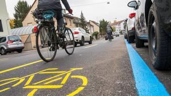 Eine kommunale Initaitive will zwei Millionen Franken bis 2030 für den Langsamverkehr.