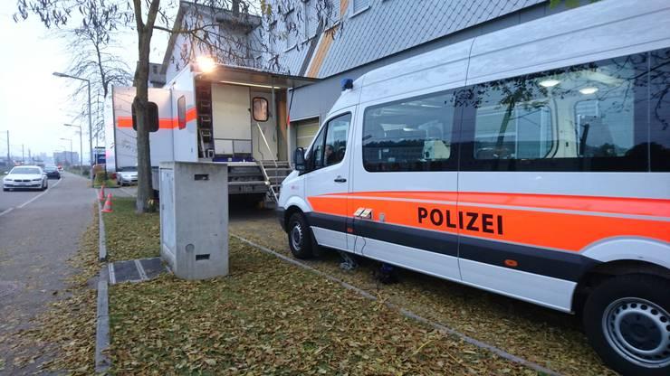 Die Moschee im Winterthurer Stadtteil Hegi geriet zuvor mehrmals wegen mutmasslicher Radikalisierung von Jugendlichen in die Schlagzeilen.