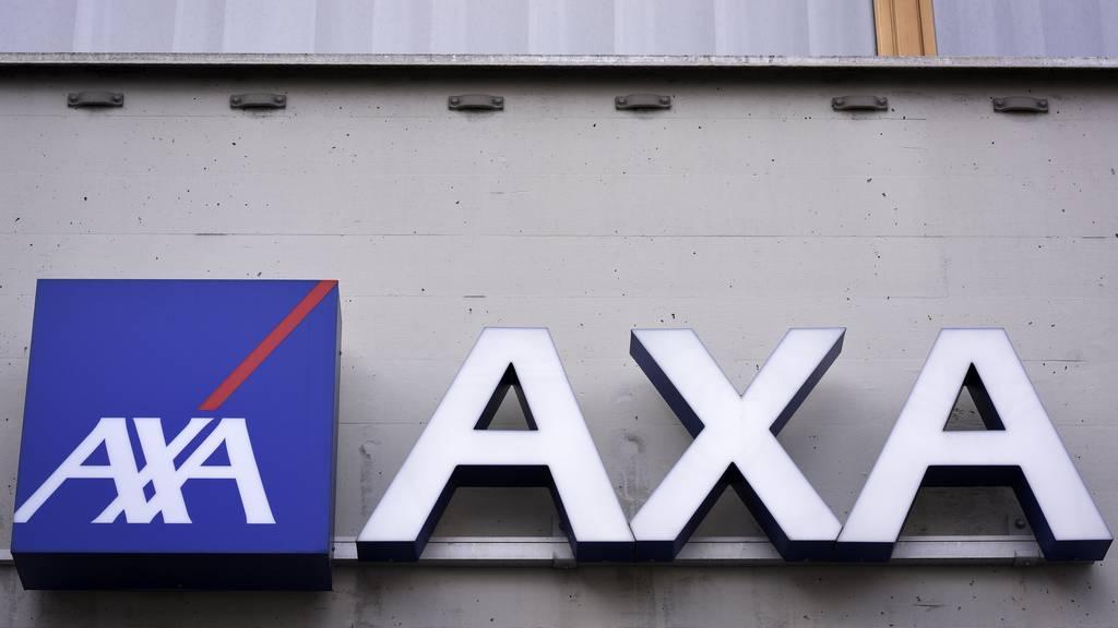 Axa steigert Gewinn leicht trotz tieferem Geschäftsvolumen