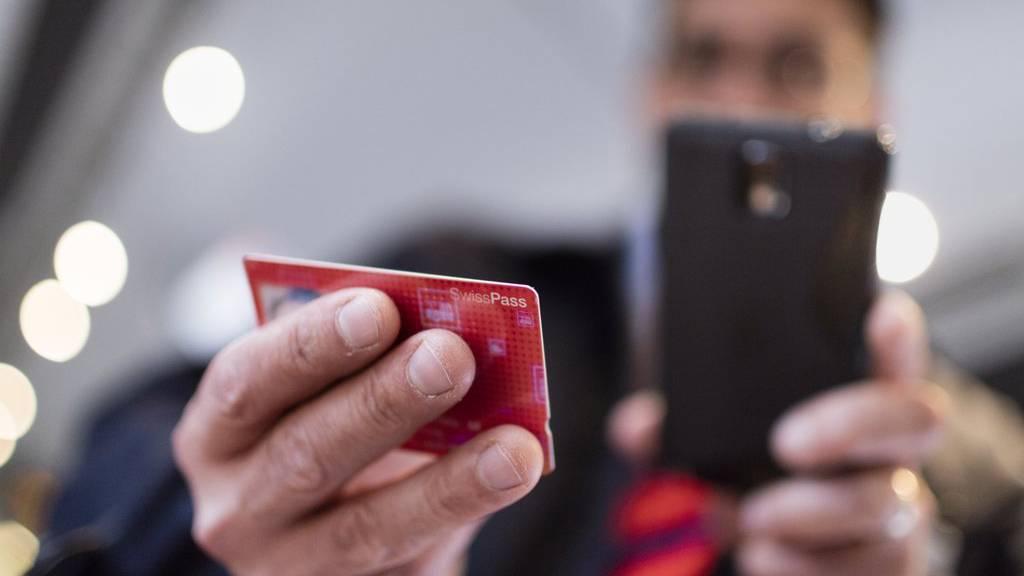 Laut dem Kartenhersteller ist der Swiss Pass nicht kälteempfindlich.