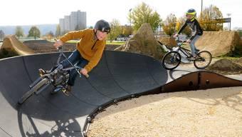 Eröffnung Bikepark Whitestone