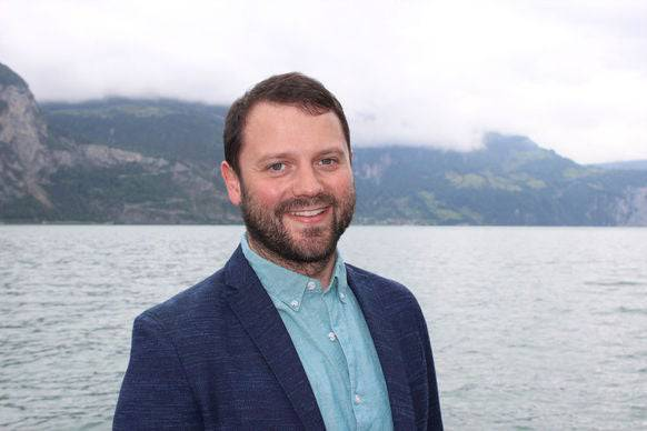 Der Urner Neo-CVP-Nationalrat Simon Stadler kämpft gegen höhere Zivi-Hürden.