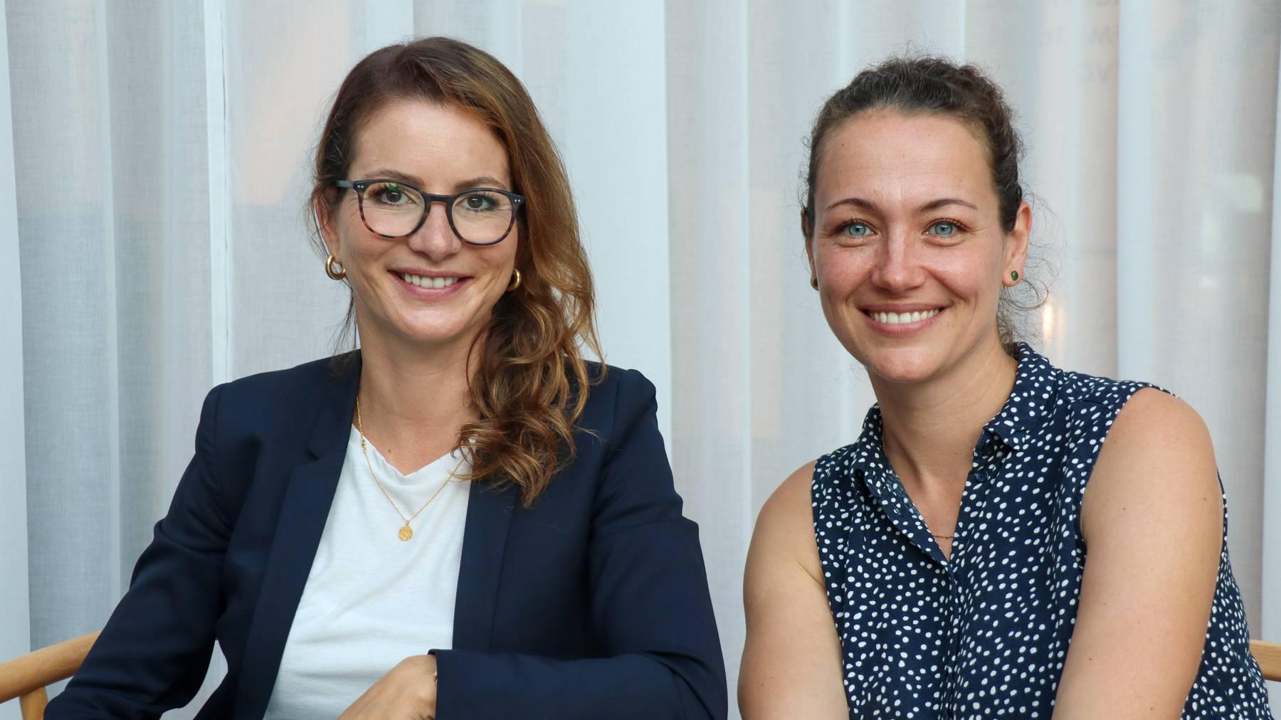 Annika und Andrea-1