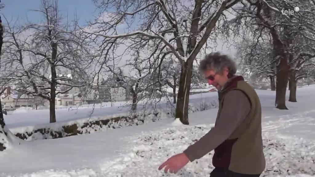 Im Einsatz für Hirsche und Rehe