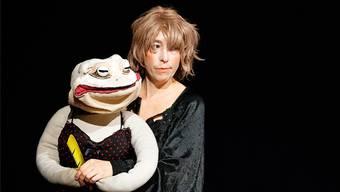 «Pandoras Jukebox» vom Theater Fleisch und Pappe ist Ende des Monats für Erwachsene im Figurentheater Wettingen, im «Gluri-Suter-Huus» zu sehen.ZVG