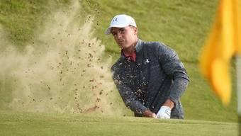 Jordan Spieth zeigt makelloses Golf