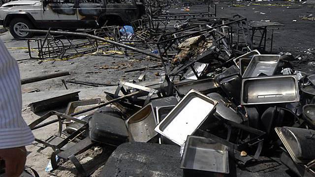 Nach dem Brand in Kuwait (Archiv)